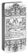 Cartouche, 1543 Portable Battery Charger