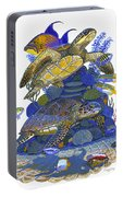 Cayman Turtles Portable Battery Charger