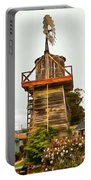 Cayucos Wind Farm Portable Battery Charger