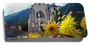 Chamonix Church Portable Battery Charger