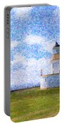 Chanonry Point Lighthouse Portable Battery Charger