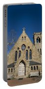 Chapel University Of Virginia Portable Battery Charger