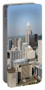 Charlotte Skyline Portable Battery Charger
