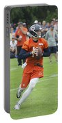 Chicago Bears Qb David Foles Training Camp 2014 05 Portable Battery Charger