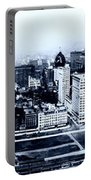 Chicago Panorama 1915 Portable Battery Charger