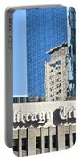 Chicago Tribune Portable Battery Charger