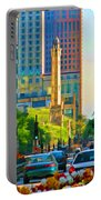 Chicago Water Tower Beacon Portable Battery Charger