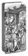 Childbirth, 1580 Portable Battery Charger
