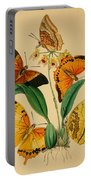 Chinese Butterflies 1847 Portable Battery Charger