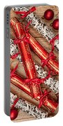 Christmas Crackers Portable Battery Charger