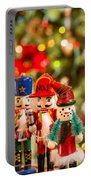 Christmas Figures Portable Battery Charger