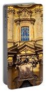 Church Facade Portable Battery Charger