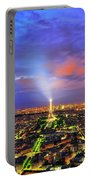 City Of Lights Portable Battery Charger
