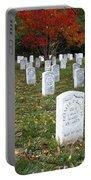 Civil War Dead At Arlington Portable Battery Charger