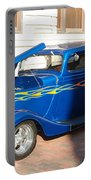 Classic Custom Car Portable Battery Charger