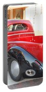 Classic Custom Pickup Truck Portable Battery Charger