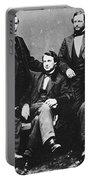 Clement Vallandigham (1820-1871) Portable Battery Charger
