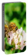 Clover Bee Portable Battery Charger