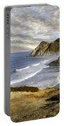 Coastal Beauty Impasto Portable Battery Charger
