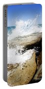 Coastal Collision Portable Battery Charger