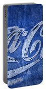 Coca Cola Blues Portable Battery Charger