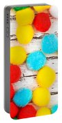 Colorful Bonbons Portable Battery Charger