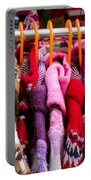 Colorful Coats Portable Battery Charger