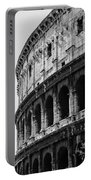 Colosseum - Rome Italy Portable Battery Charger