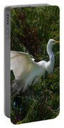 Common Egret Portable Battery Charger