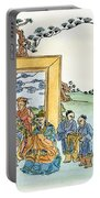 Confucius (c551-479 B Portable Battery Charger