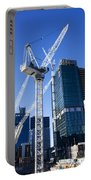 Construction City Portable Battery Charger