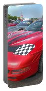 Corvette Z06 Portable Battery Charger