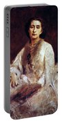 Cosima Wagner (1837-1930) Portable Battery Charger