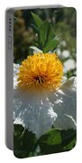Coulter's Matilija Poppy 1 Portable Battery Charger