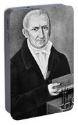 Count Alessandro Volta (1745-1827) Portable Battery Charger