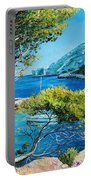 Cove Of Morgiou Portable Battery Charger