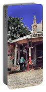 Crossroads Store Bar Juke Joint And Gas Station Fsa Marion Post Wolcott Melrose Louisiana Portable Battery Charger