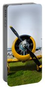 North American T-6 Texan Portable Battery Charger