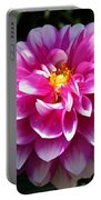 Dahlia Named Brian Ray Portable Battery Charger