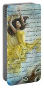 Dancing In Glory Portable Battery Charger