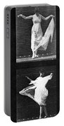 Dancing Woman Portable Battery Charger