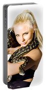 Danger Woman Portable Battery Charger