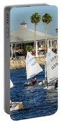 Davis Island Yacht Club Portable Battery Charger