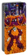 Day Of The Dead Altar, Mexico Portable Battery Charger