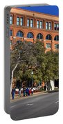 Dealey Plaza Portable Battery Charger
