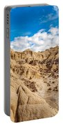 Desert And Blue Sky Portable Battery Charger