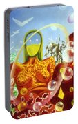 Detail From - The Dreamer's Night Portable Battery Charger