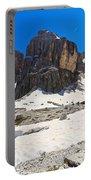 Dolomites - Pisciadu Peak Portable Battery Charger
