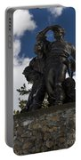 Donner Party Monument  Portable Battery Charger