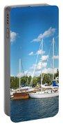 Door County Harbor Portable Battery Charger